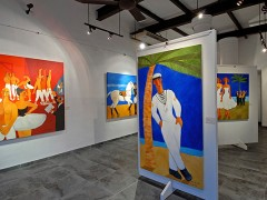 the art galleries of basilio badillo